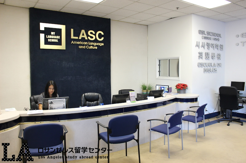 LASC American Language and Culture – Los Angeles