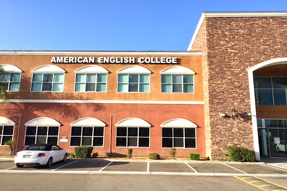 American English College – Rowland Heights